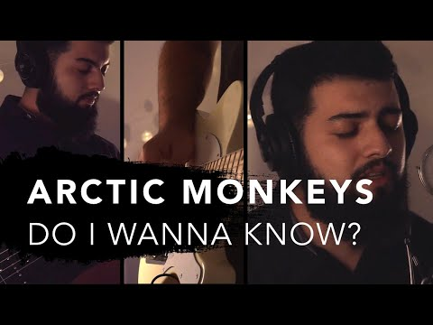 Arctic Monkeys - Do I Wanna Know (Cover by Lucas Vallim) MP3