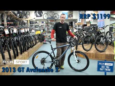 2013 GT Avalanche 2 Mountain Bike Review
