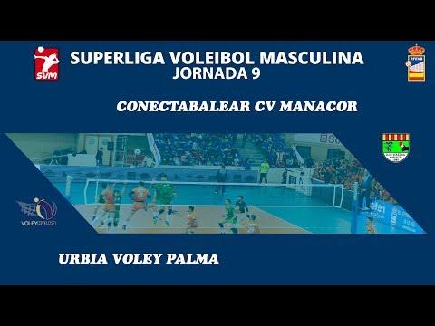 Jornada 9 SVM Conectabalear C V Manacor - Urbia Palma