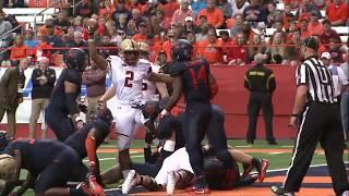 Highlights   Syracuse vs. Boston College