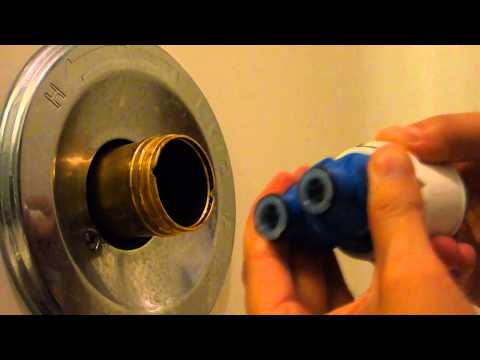 Dismantling a Delta 1400 Series Bathtub Faucet (or, How to Fix a Leak in Five Minutes)
