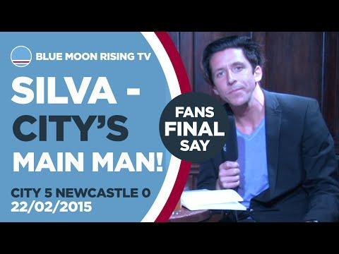 SILVA - CITY'S MAIN MAN! | Manchester City 5 Newcastle United 0 | FANS FINAL SAY
