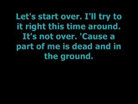Chris Daughtry - It's Not Over (LYRICS!)