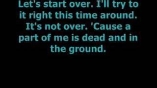 Chris Daughtry - It's Not Over (LYRICS!)