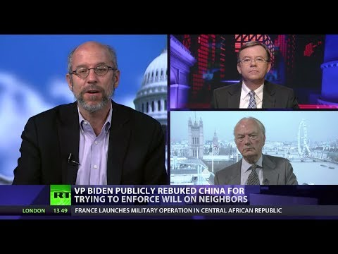 CrossTalk: China's New March