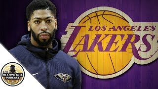 Lakers Potential Anthony Davis Trade Would Include Lonzo Ball and Brandon Ingram in 3-Team Deal!!!