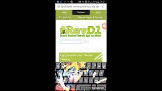 Cara download game 100% hack di REVDl