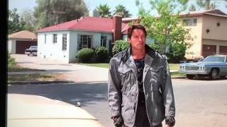 Terminator- Film Locations Then & Now- Phone Booth scene