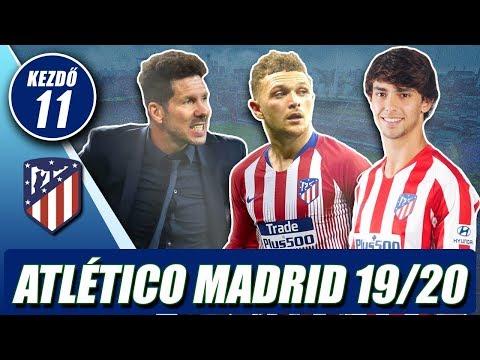 Joao Félix sikerre vezetheti a Matracosokat? Az Atlético Madrid várható kezdője a 19/20-as szezonban