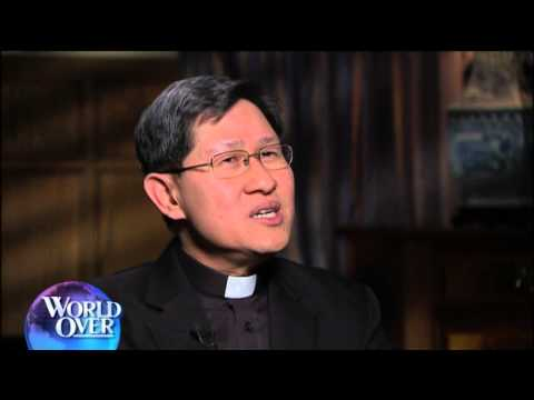 World Over - 2014-05-22 -- EXCLUSIVE Cardinal Luis Tagle with Raymond Arroyo