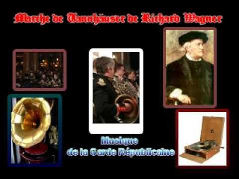 Marche de Tannhäuser Einzug der Gäste Wagner Musique de la Garde Républicaine de Paris