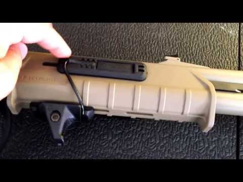 The Ultimate Home Defense Shotgun: Remington 870 Police Magnum