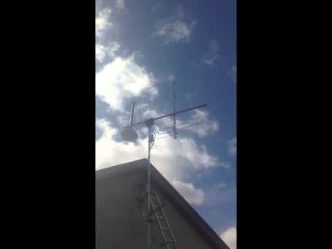 Az El rotator 2m / 70cm Amsat