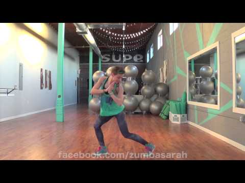 Dance Fitness with Sarah Placencia - Bolo Ta Ra Ra