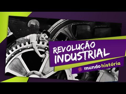 Revolução Industrial - Resumo ENEM - Prof. Bussunda - Mundo História