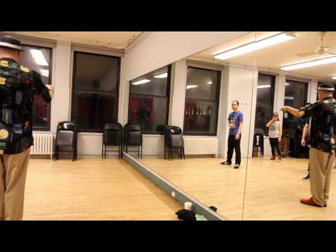 Jrock- Popping As A Style Workshop- April 15th, 2014 video