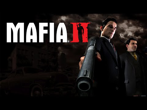 Mafia 2 - DRUNK AS FAWK