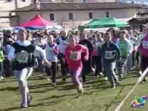 FESTA DELLA CORSA CAMPESTRE A MURATA GIGOTTI OLTRE 600 BAMBINI