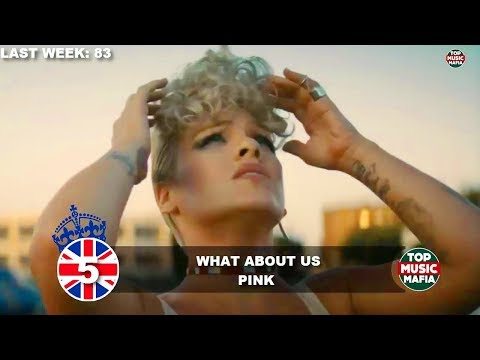 Top 40 Songs of The Week - August 26, 2017 UK BBC CHART