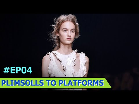 Alexander Mcqueen | British Fashion Designer | Plimsolls To Platforms | Episode 5