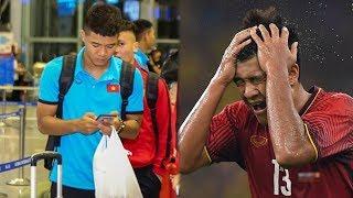 """Bị hụt 3 bàn thắng,bị xem là """"tội đồ""""của tuyển VN,Hà Đức Chinh đối mặt nguy cơ lớn,không dám lên MXH"""