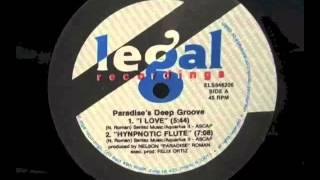Paradise's Deep Groove -- I Love