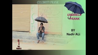   Umbrella prank   By Nadir Ali In   P4 Pakao   2017