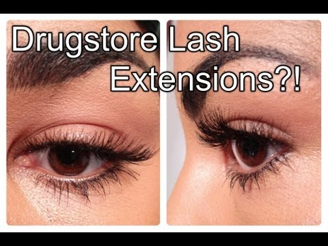 Drugstore Lash Extensions!? ♥ Ardell Starter Kit Review. Tips. & Demo