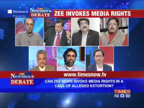 The Newshour Debate: Is invoking media rights justified? (Part 1 of 3)