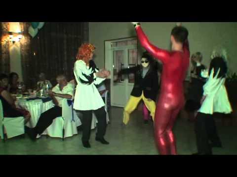 Танцевальные конкурсы с переодеванием