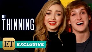 EXCLUSIVE: Peyton List and Logan Paul Reveal 5 On-Set Secrets From