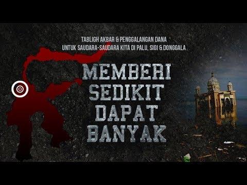 Info Tabligh Akbar : Memberi Sedikit Dapat Banyak - Ustadz Abu Haidar As-Sundawy