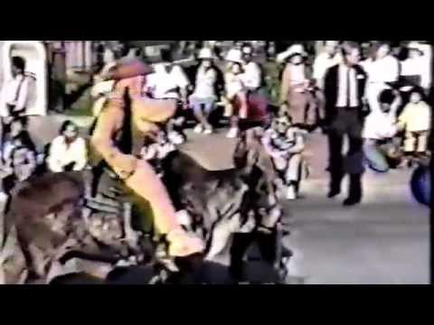 Disneyland Parades Out of Character acts and Bloopers 1980s and 1990s