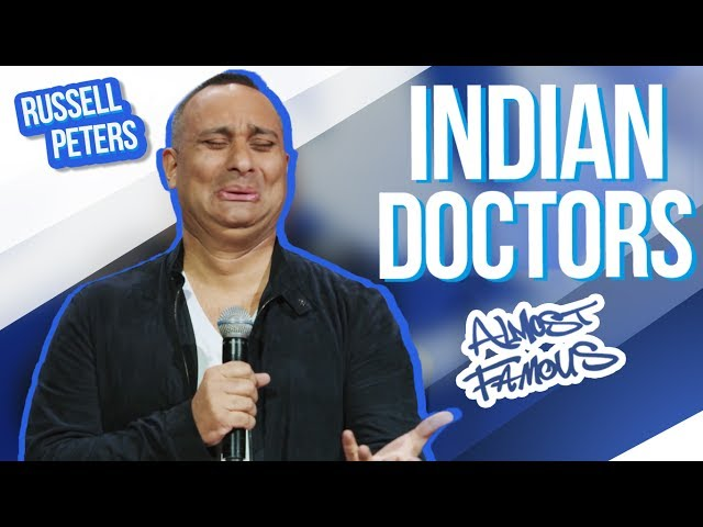 quotIndian Doctorsquot  Russell Peters - Almost Famous