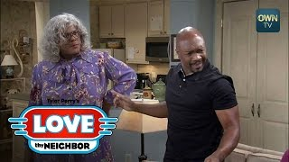 Madea and Hattie Show Up for a Showdown at Philip's | Tyler Perry's Love Thy Neighbor | OWN