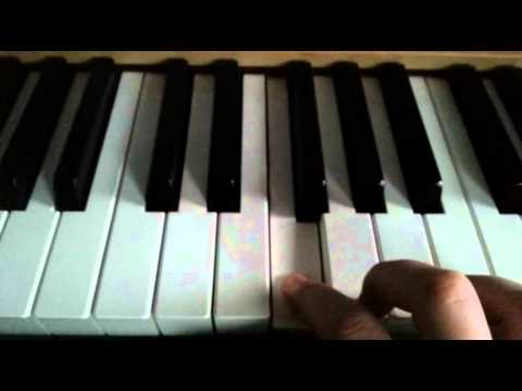 Sylwia Grzeszczak - Pożyczony Akordy Jak Grać Pianino