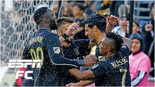 Carlos Vela scores again as LAFC takes down FC Dallas 20 Major League Soccer