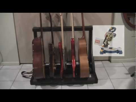 Guitar Stand Axe Handler, Portable Guitar holder FUNNY