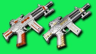 Box of Toys with Musical Toy Guns ! Many Colored New Toy Guns Collection for Kids 2019