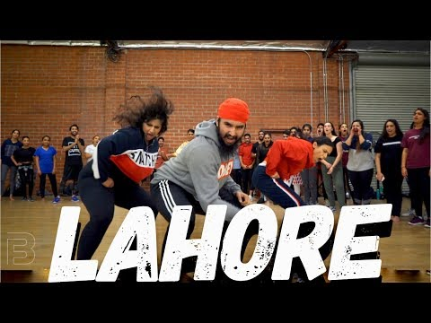 LAHORE Bhangra Dance | SHIVANI BHAGWAN and CHAYA KUMAR feat. Guransh Singh | GURU RANDHAWA thumbnail