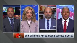 NFL Network recaps Day 2 OTAs | Cleveland Browns