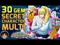 30 Gem Secret Character Multi! WORTH IT! [One Piece Treasure Cruise]