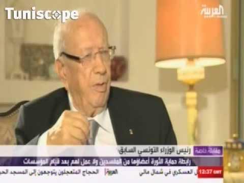image vid�o السبسي: راشد الغنوشي ينقصه التبصر
