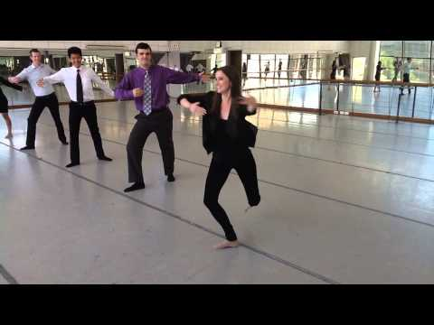 Harvard Business School challenges The Beast and Spingboks to the Joburg Ballet Pirouette Challenge
