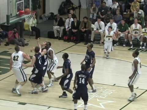 Men's Basketball: Vermont vs. Maine (2/3/10)