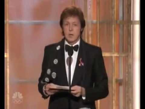 Golden Globe Awards 2010 - parte 1 Video