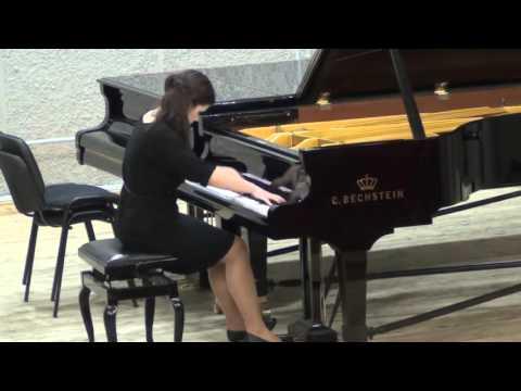 """Дебюсси Клод - Complete Piano Works Preludes I тетрадь 7. """"То, что видел западный ветер"""""""