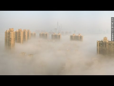 China Blue: China's Efforts To Save Face By Clearing Smog
