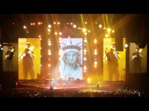 """Macklemore-""""Same Love"""" & """"Growing Up"""" live at The SSE Arena, Belfast"""