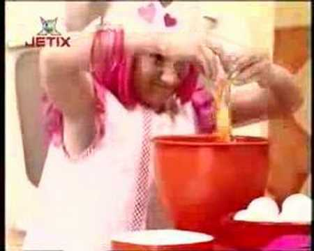 LazyTown - Cooking by the Book (Hungarian)